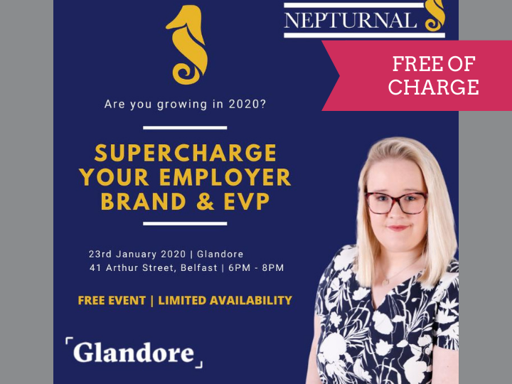 Supercharge Your Employer Brand  & EVP